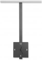 Stas Clocktica RVS 95 cm