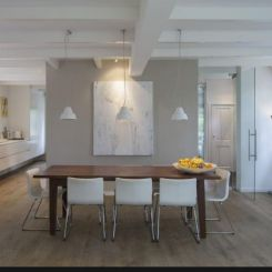 Schilderij ophangsysteem set woonkamer